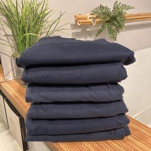 6 Old Navy uniform pants